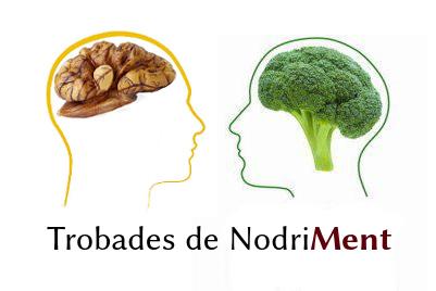 Trobades Filosòfiques i Alimentàries de NodriMent (Logotip)